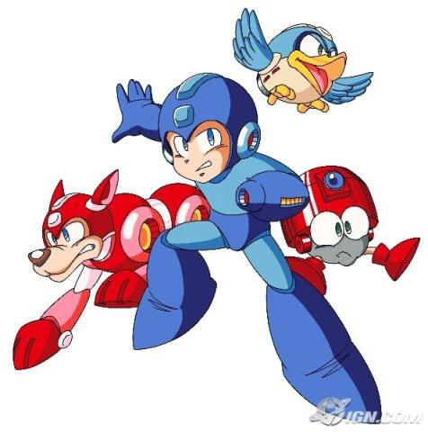 The Mega Man Monomyth (2/6)