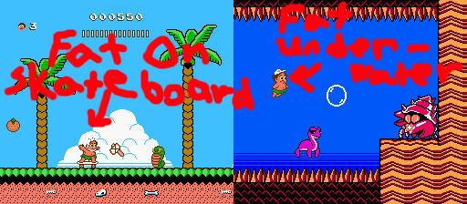 Best Boss Music #4: Adventure Island 2 | Azn Badger's Blog