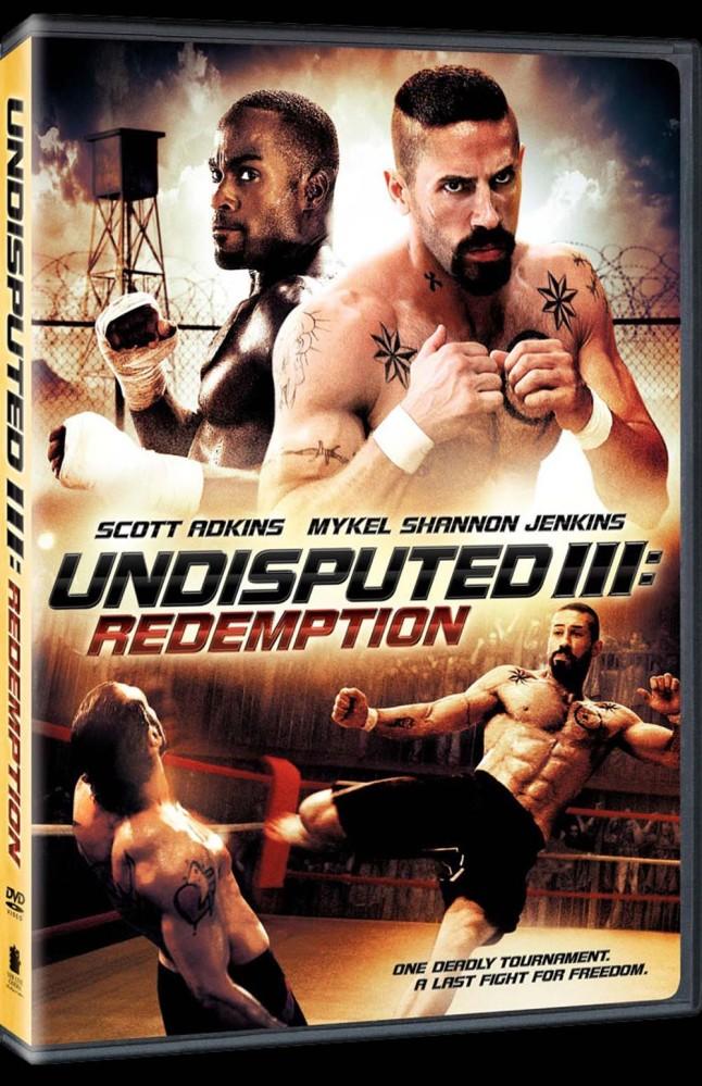 Movie Review: Undisputed 3: Redemption (1/6)