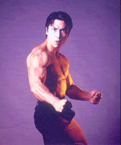 Donnie Yen Muscle
