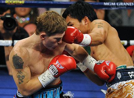 Manny Pacquiao vs. Antonio Margarito Prediction (3/6)