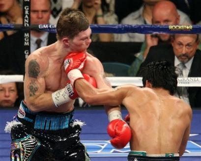 Manny Pacquiao vs. Antonio Margarito Prediction (4/6)