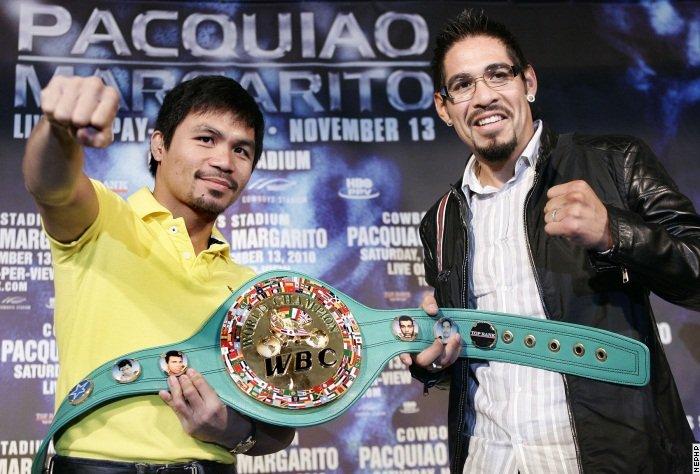 Manny Pacquiao vs. Antonio Margarito Prediction (1/6)