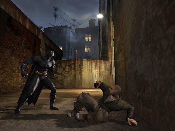 Batman Games and the Azn Badger | Azn Badger's Blog