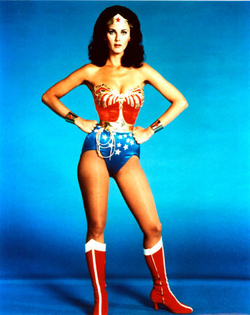 Thoughts On The New TV Wonder Woman Costume (1/3)