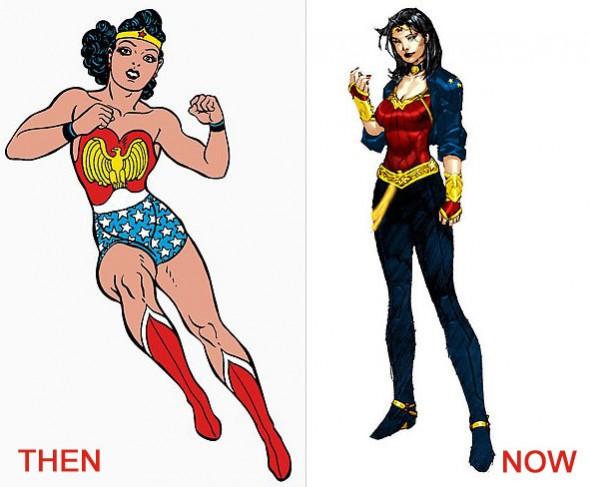 Man Of Steel Team Is Working On Wonder Woman S Costume