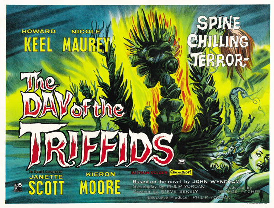 The Day of the Triffids « Azn Badger's Blog