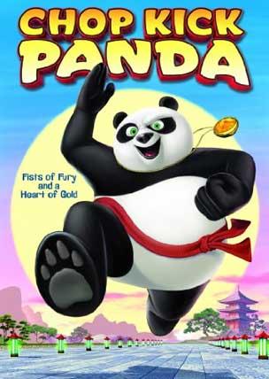 Kung fu panda piss